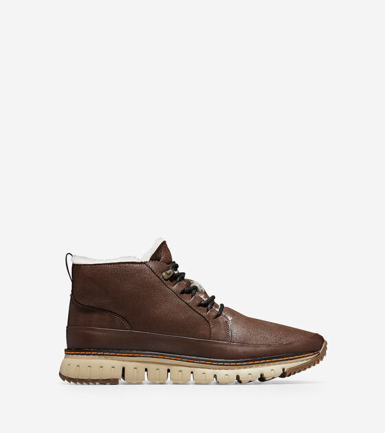 Winter Boots + Hikers > Men's ZERØGRAND Rugged Chukka