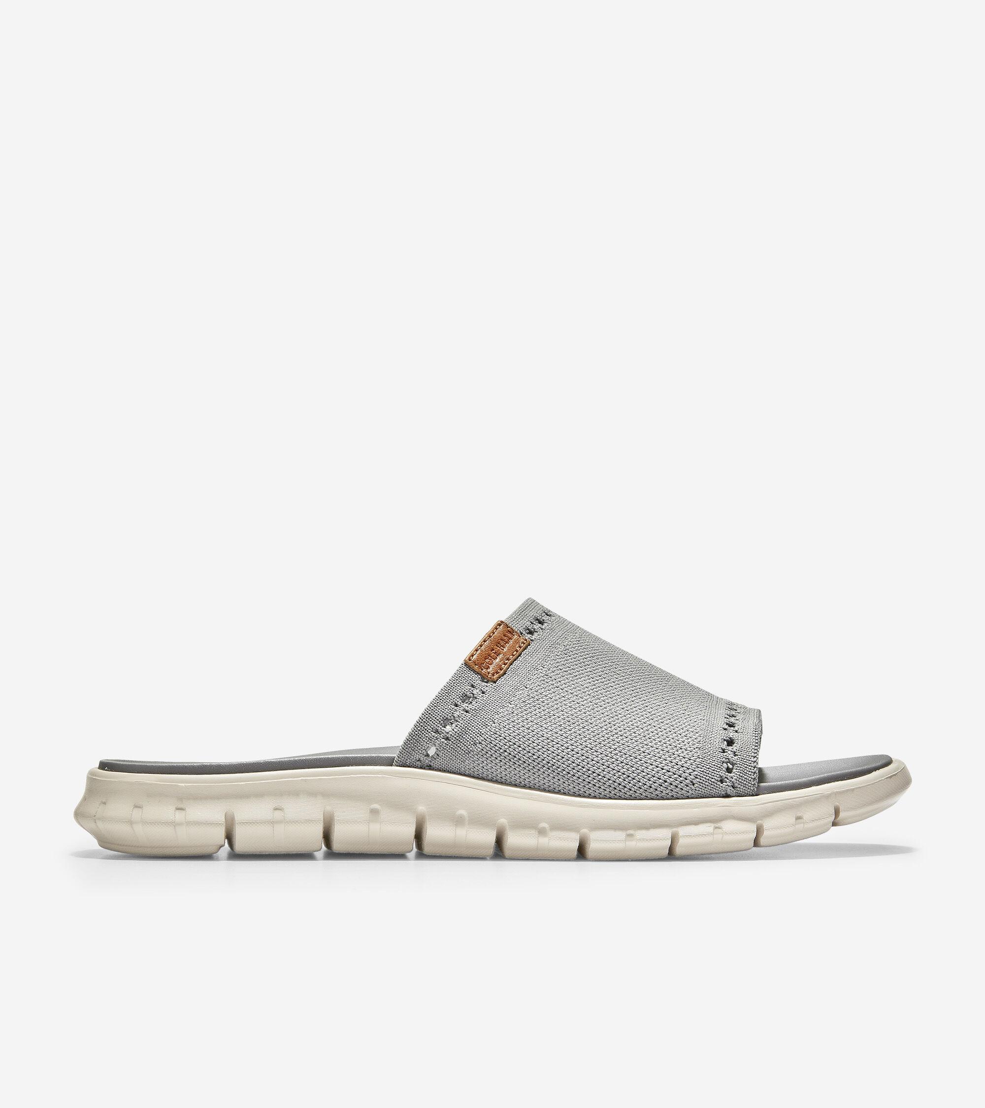 0c728424b697 Men s ZEROGRAND Slide Sandals with Stitchlite™ in Ironstone
