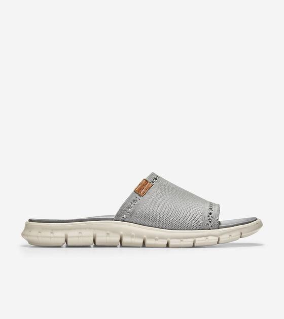 Sandals > Men's ZERØGRAND Slide Sandal with Stitchlite™