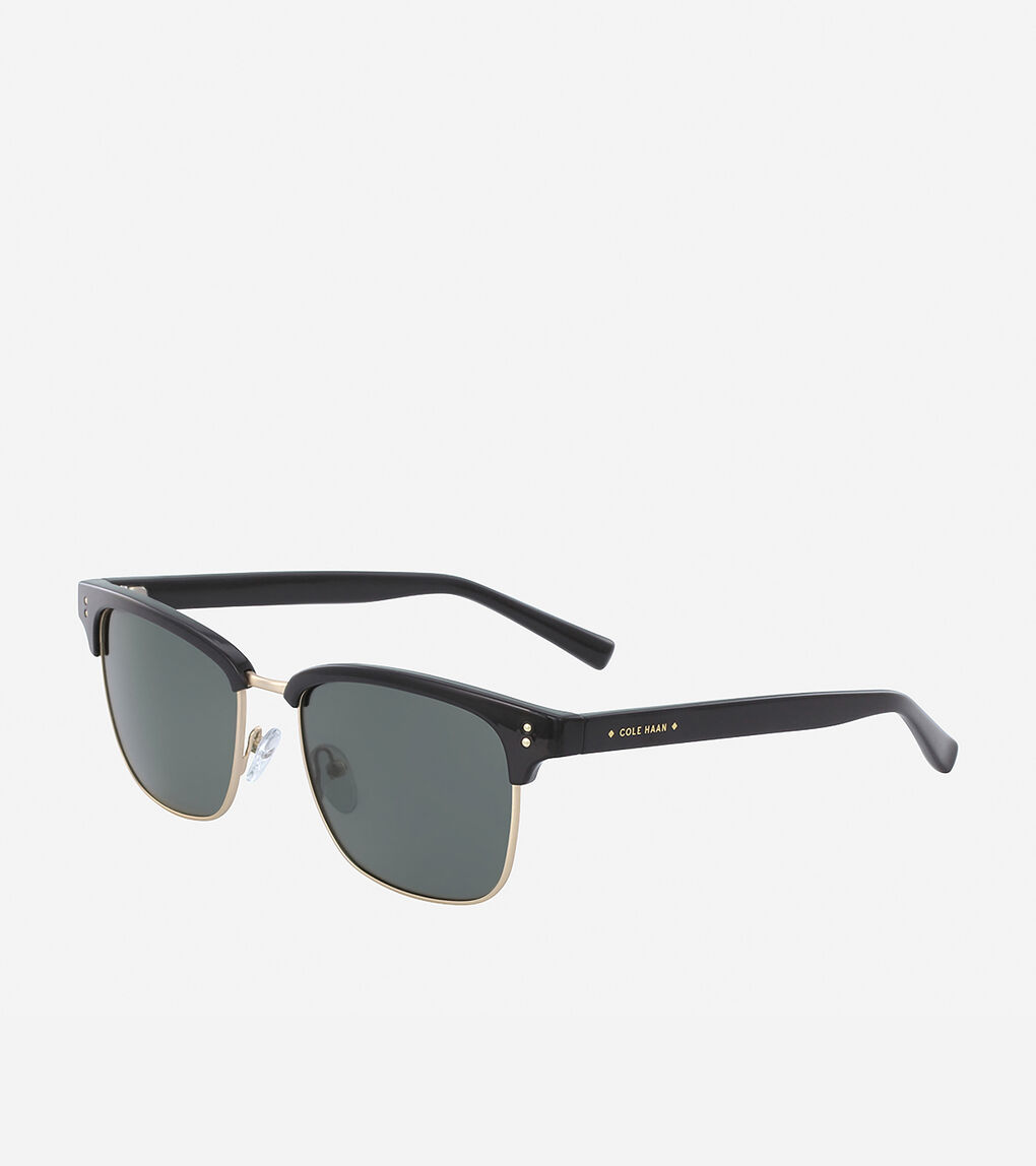 Womens Square Combo Sunglasses