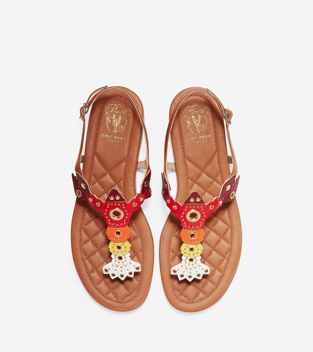 Womens Pinch Lobster Sandal