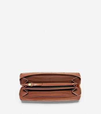 Genevieve Continental Wallet