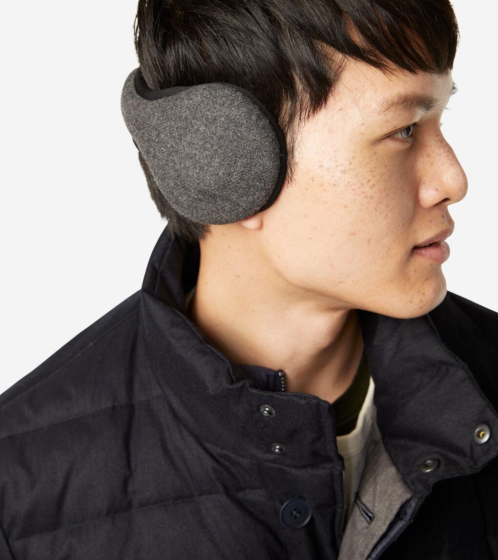 Mens ZERØGRAND Bluetooth Ear Warmer