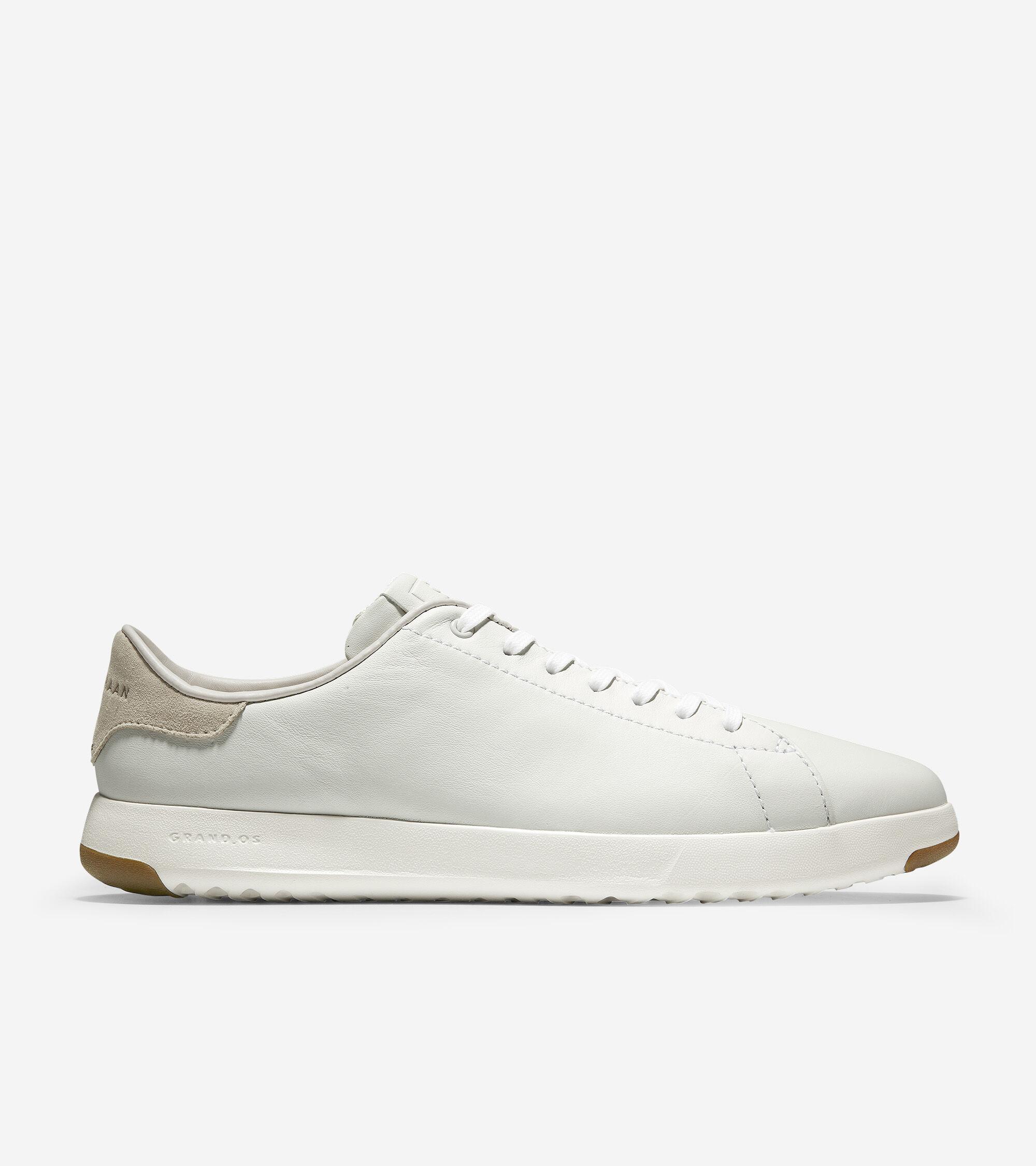 Men's GrandPrø Tennis Sneaker in White