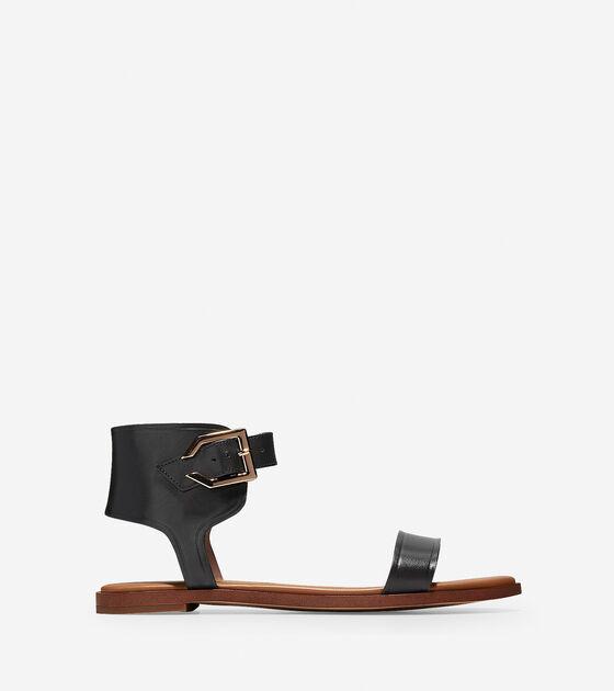 5dc3bf1f5e0f Women s Anica Cuff Sandals in Black
