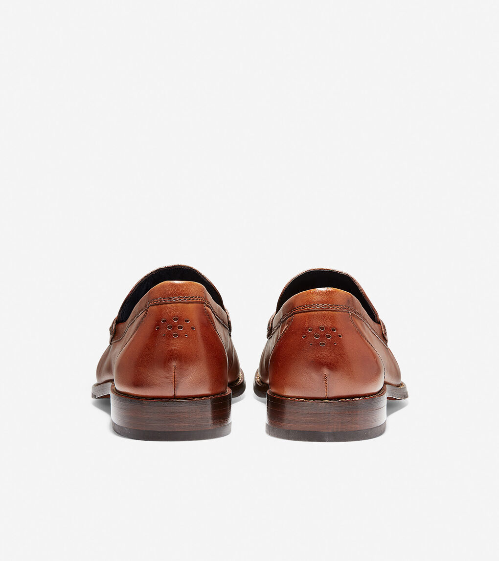 Mens Pinch Grand Classic Tassel Loafer