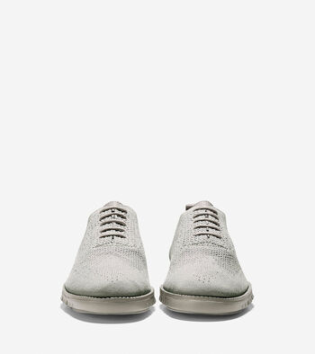 Men's ZERØGRAND Lined Wingtip Oxford with Stitchlite™