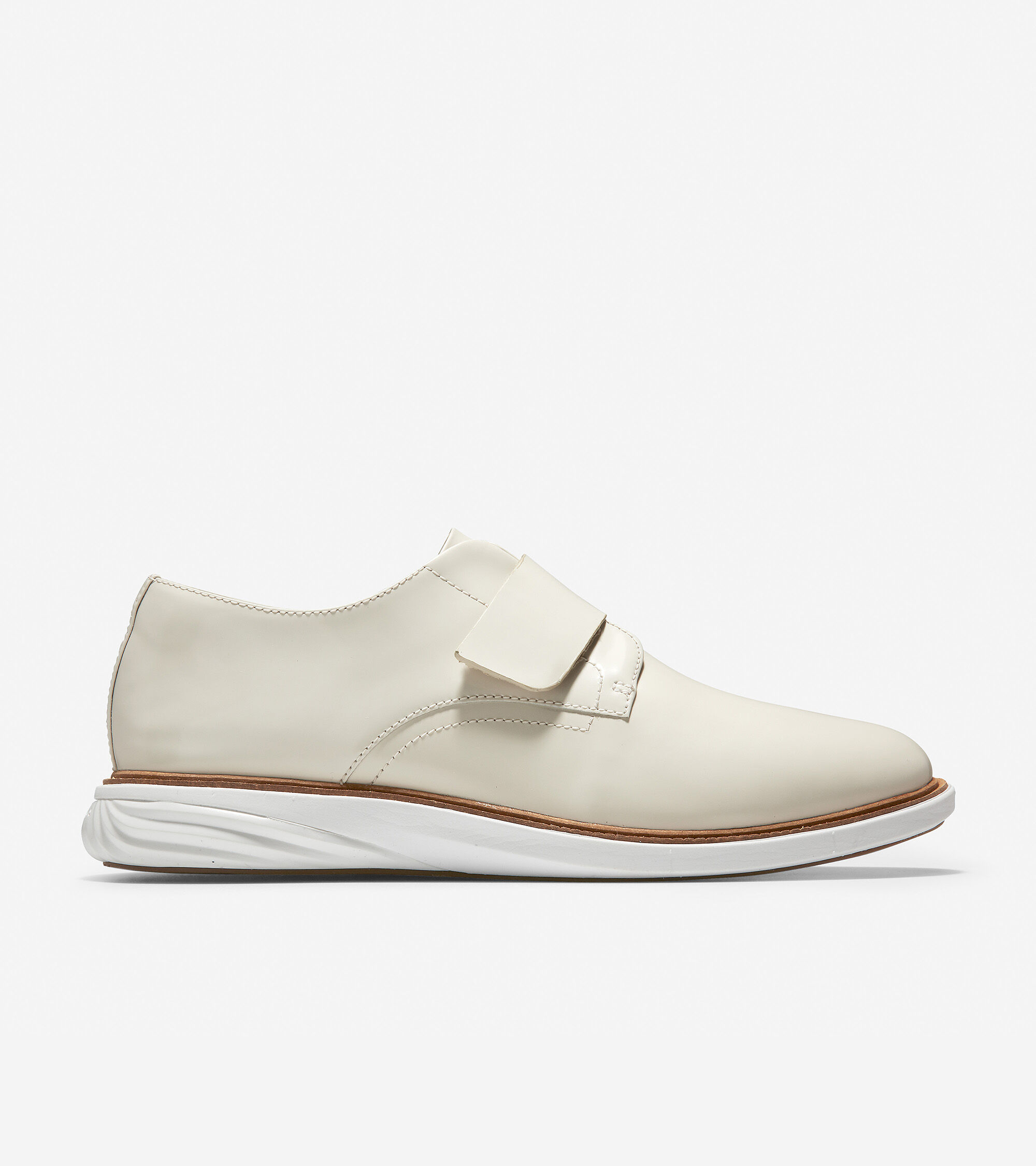 Cole Haan Womens GrandEvolution Modern Monk Oxford Shoes
