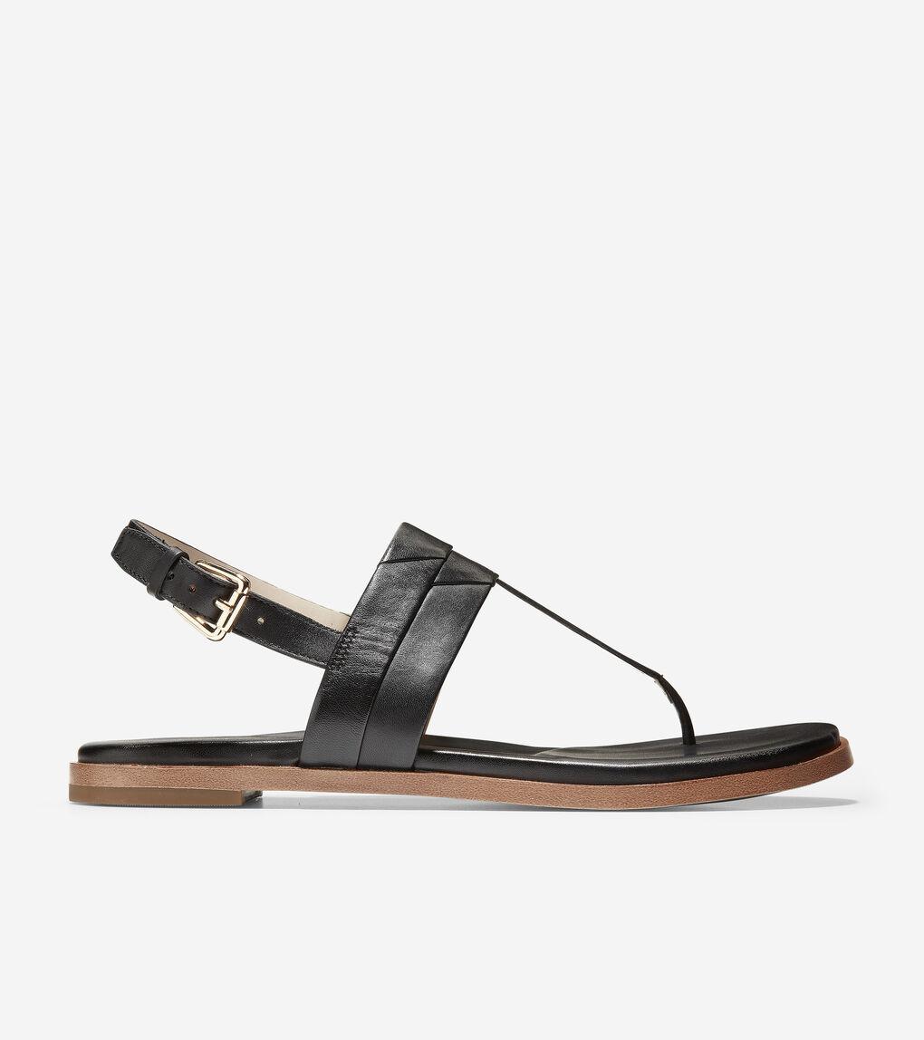 Womens Ainslee Grand T-strap Sandal
