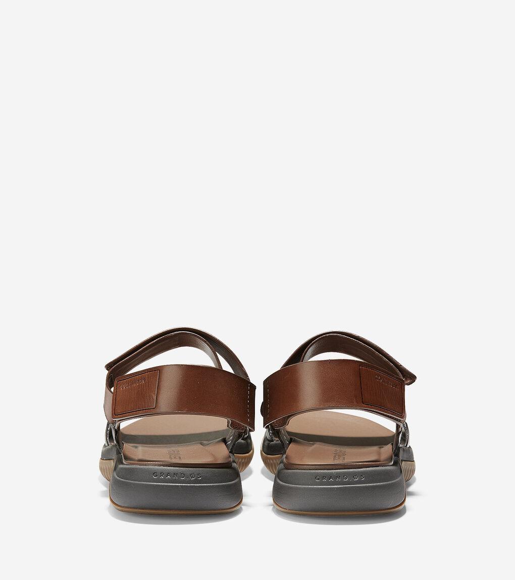 Mens 2.ZERØGRAND Multi-Strap Sandal