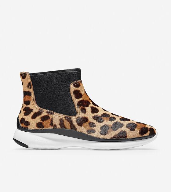 8e43f71c6600e Women s 3.ZEROGRAND Waterproof Chelsea Boots in Natural