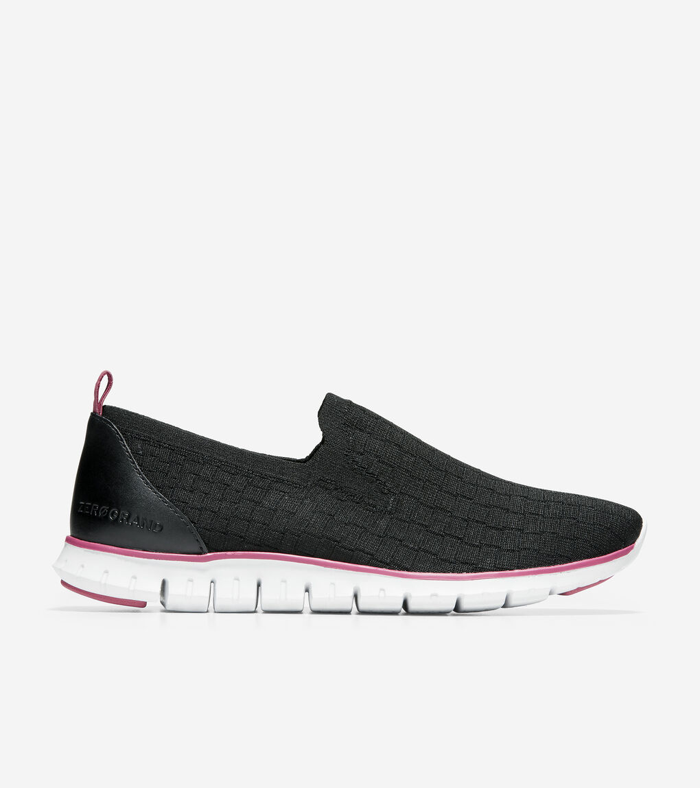 WOMENS ZERØGRAND Distance Slip-On