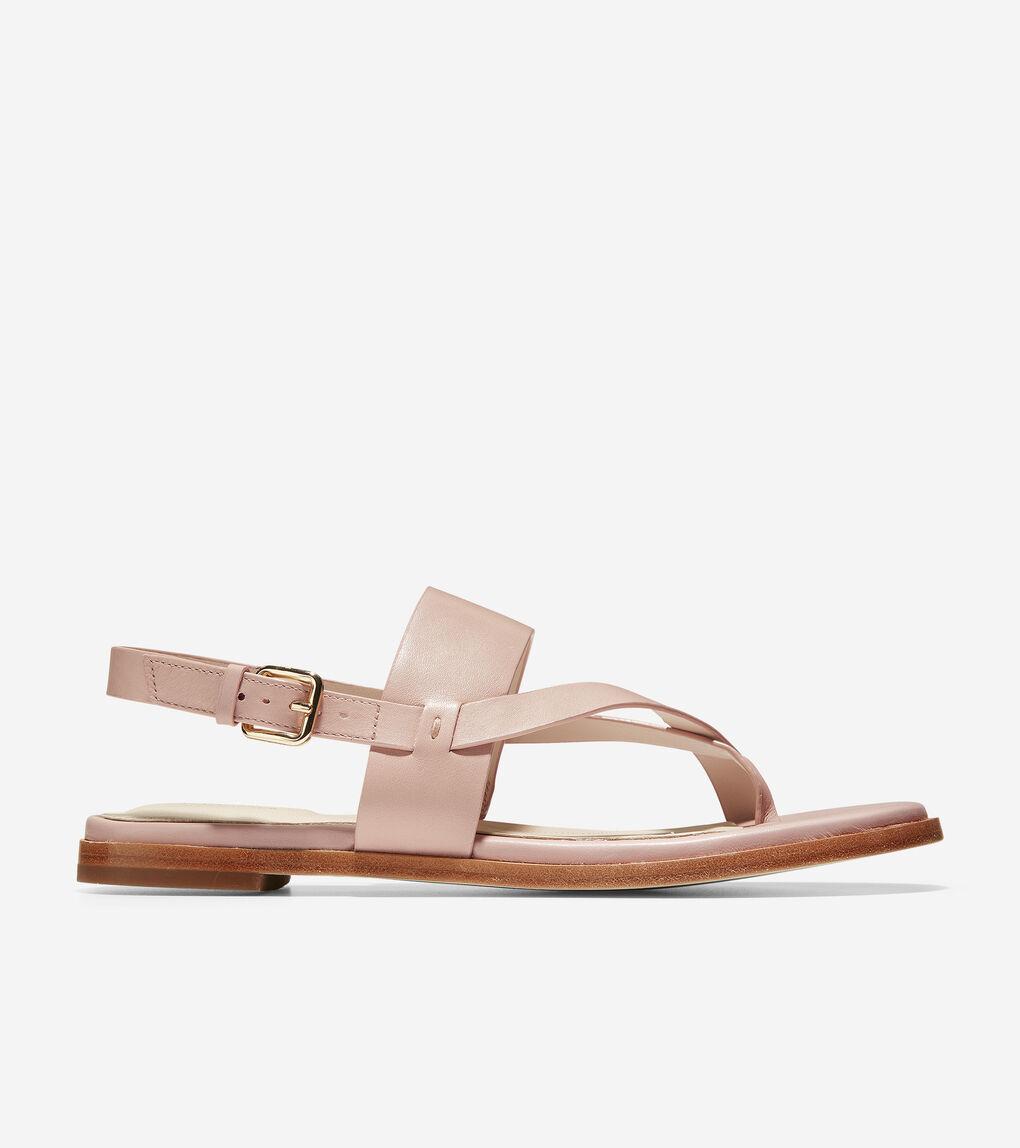 Womens Anica Thong Sandal