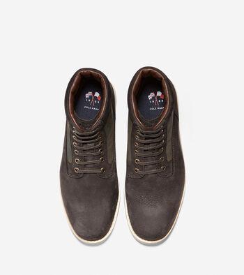 Men's Nantucket Rugged Plain Toe Boot