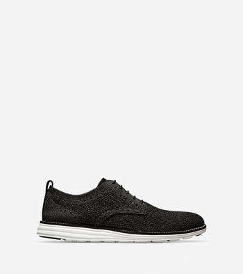 Men's ØriginalGrand Plain toe Oxford with Stitchlite™