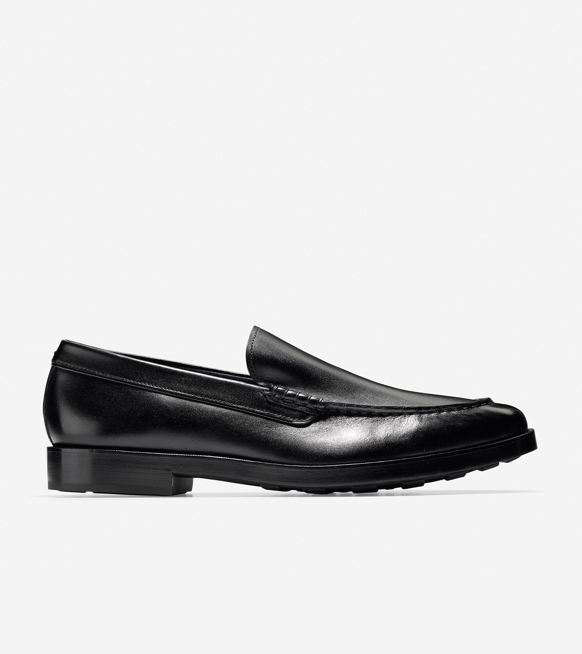 a0a39347916 Men s Hamilton Grand Venetian Loafers in Black