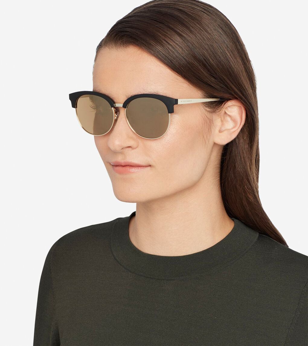 Womens Classic Butterfly Sunglasses
