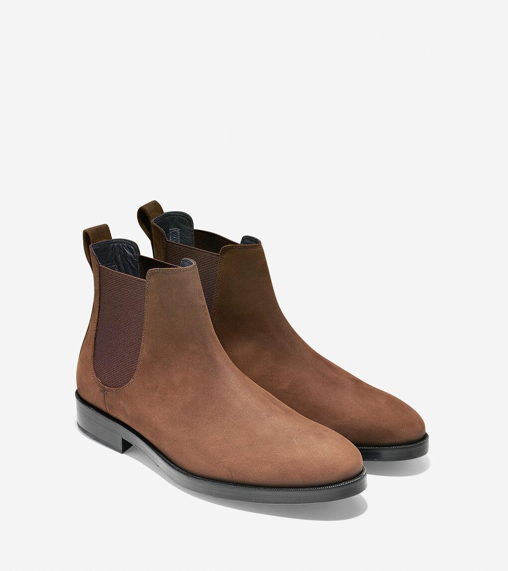 Mens Dumont Grand Chelsea Boot