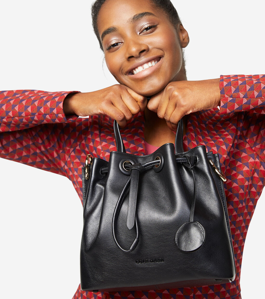 WOMENS Small Bucket Bag
