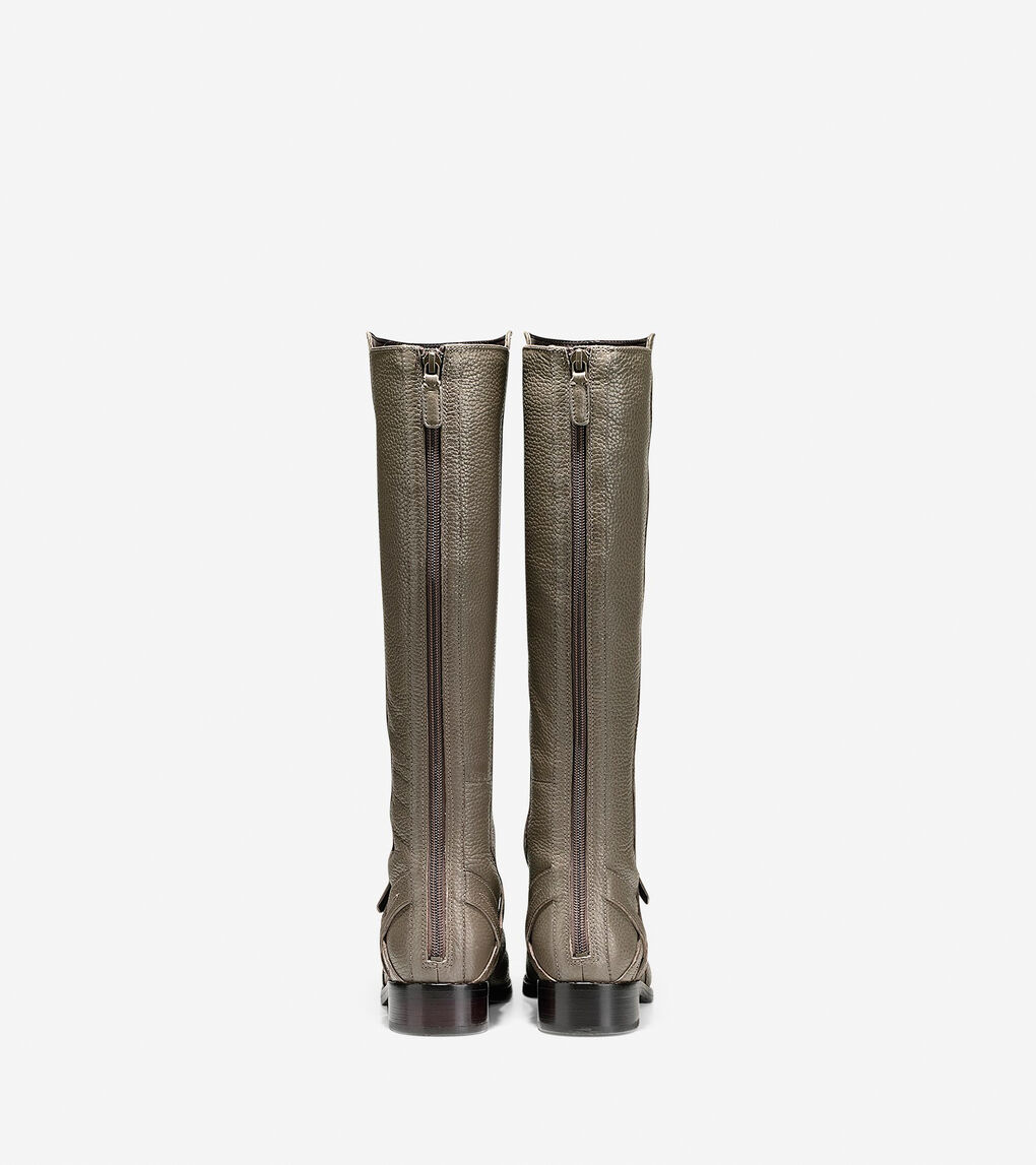 Womens Pearlie Boot - Extended Calf