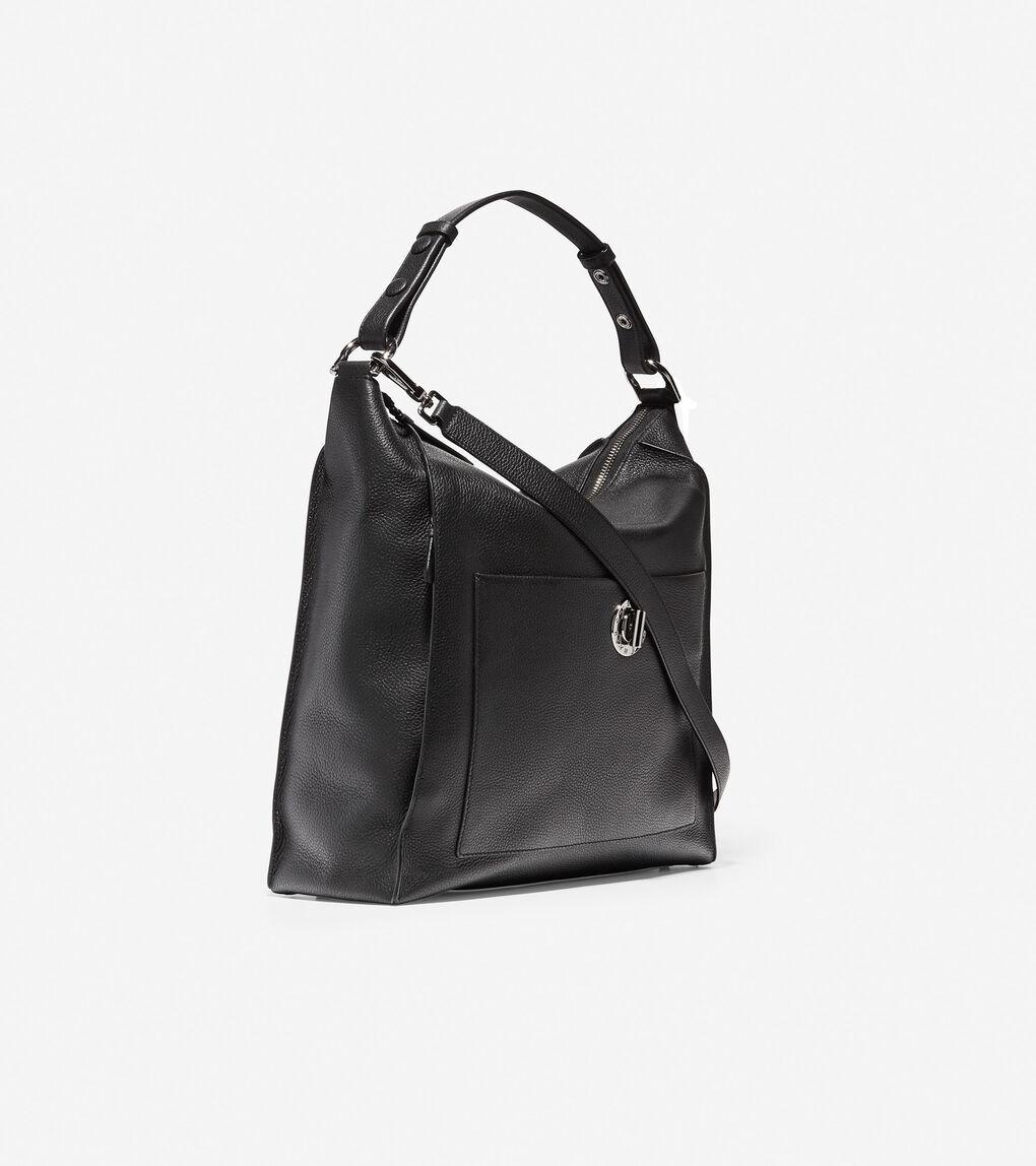 WOMENS Turnlock Shoulder Bag