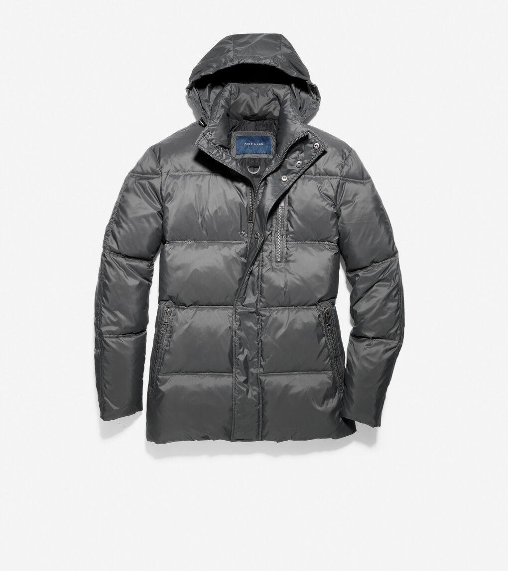 Mens Packable Down Jacket