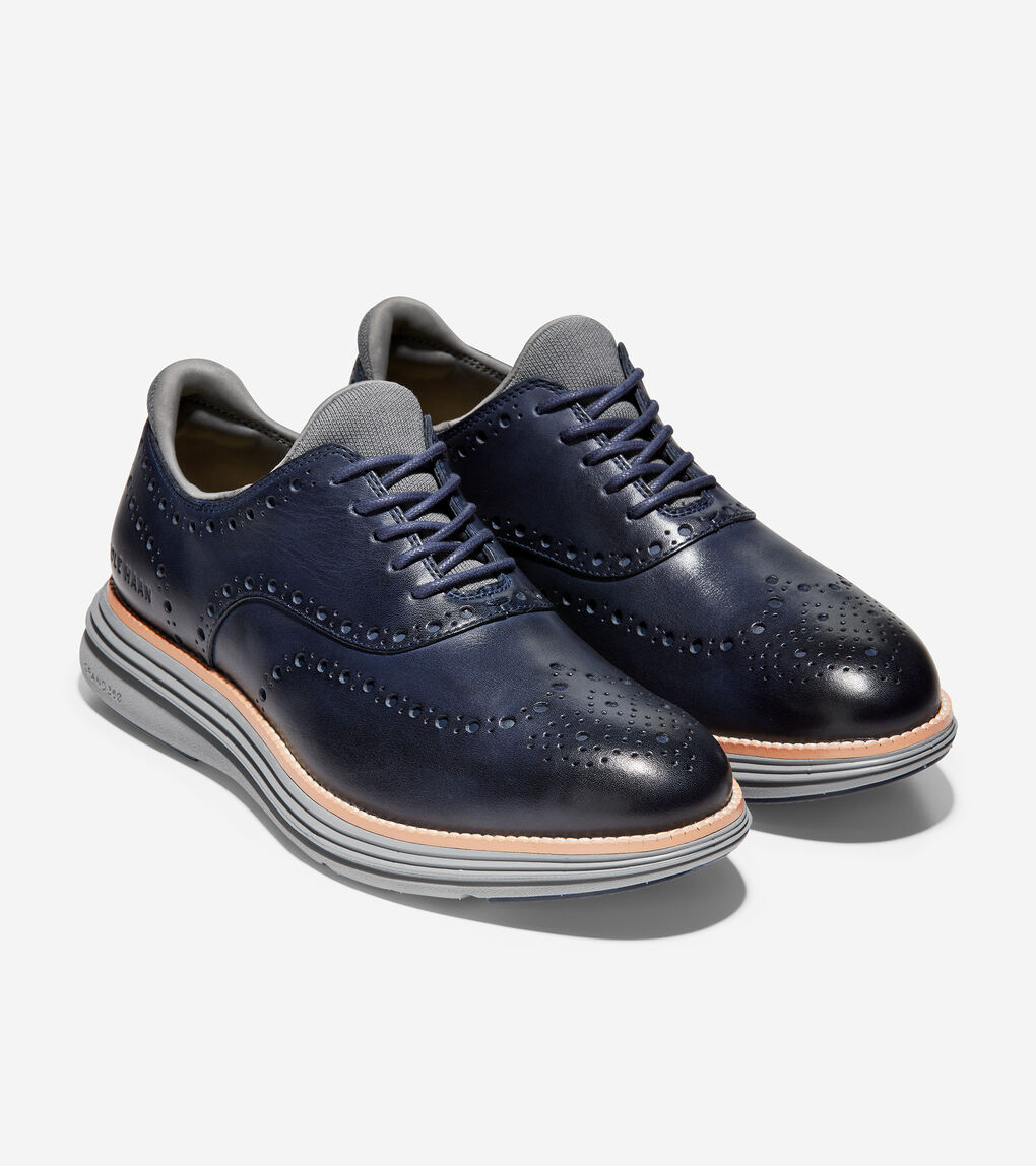 MENS ØriginalGrand Ultra Wingtip Oxford