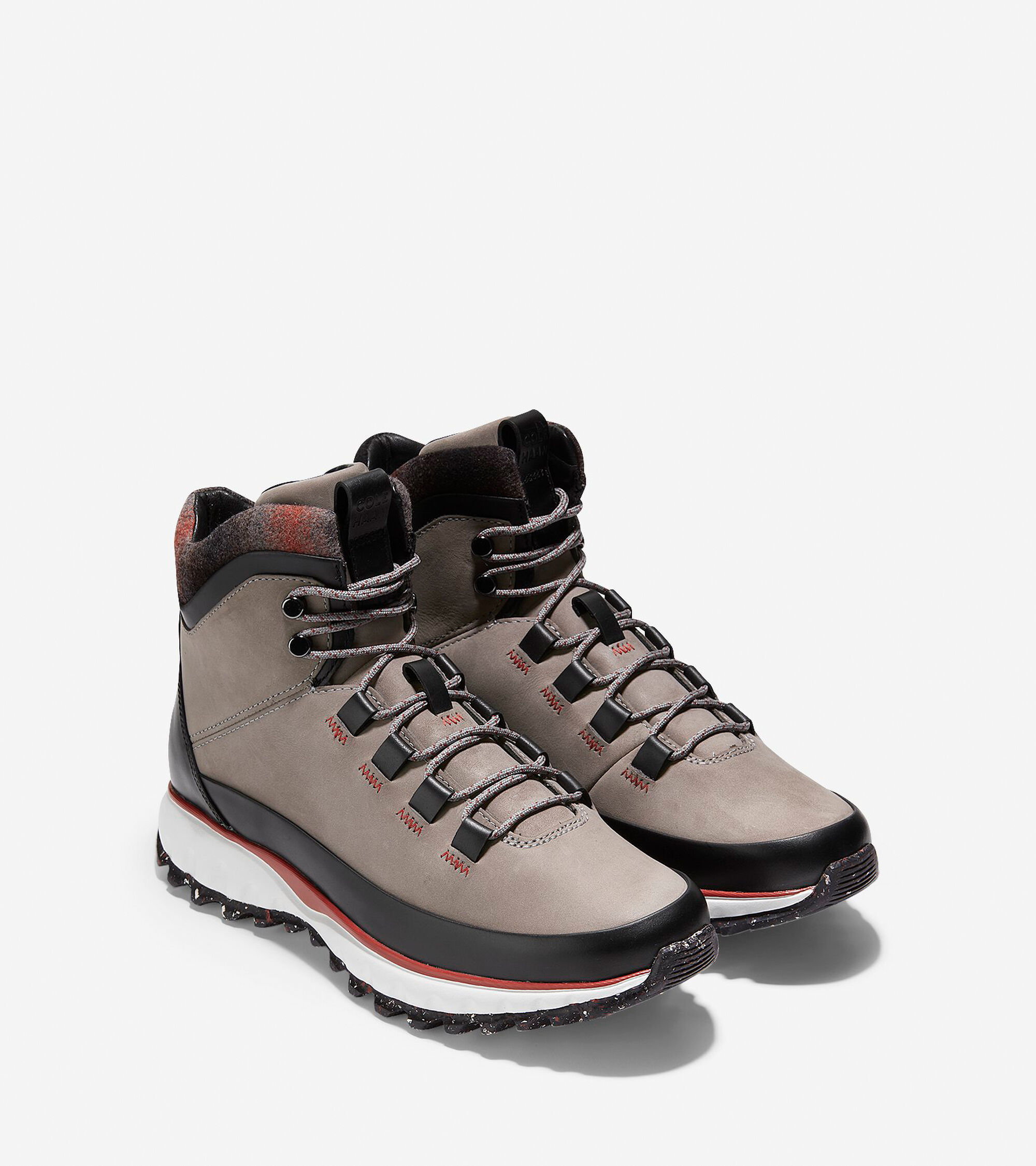 1707c86a2995 Men s ZEROGRAND All-Terrain Waterproof Hiker Boots in Ironstone ...