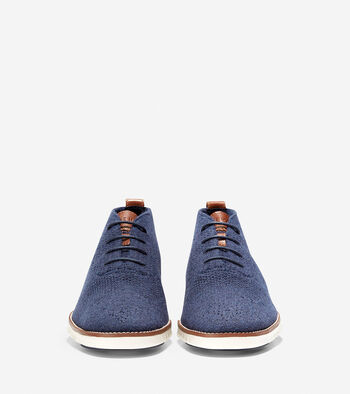 Men's ZERØGRAND Chukka with Stitchlite™ Wool