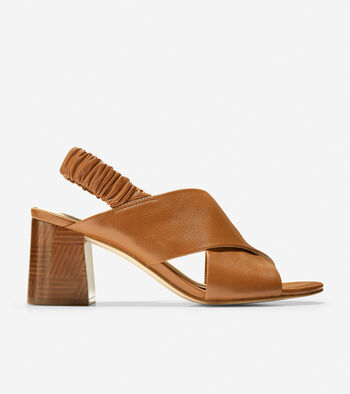 Anastasia City Sandal (65MM)