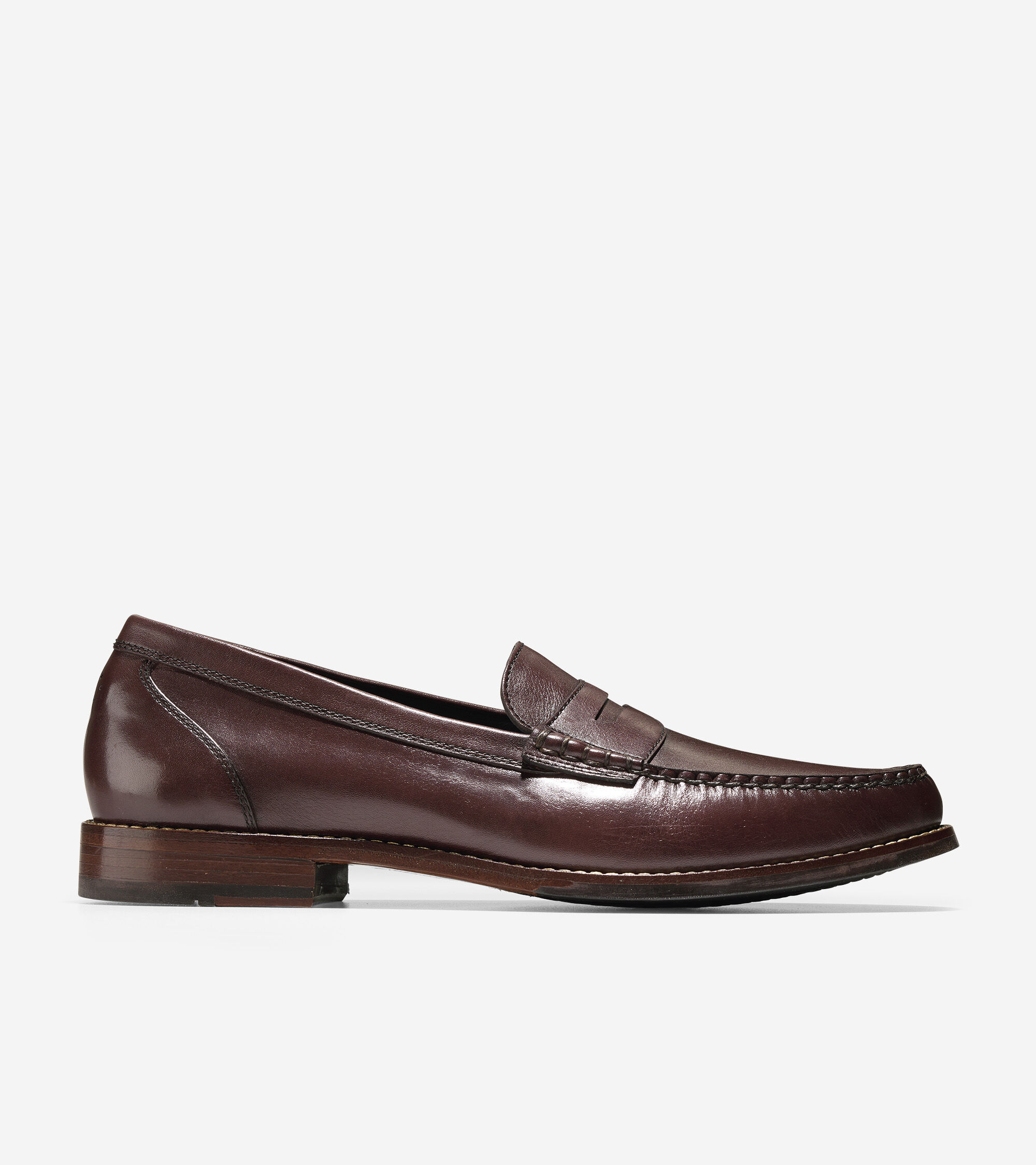 bd819463650 Men s Pinch Grand Classic Penny Loafers in Mahogany