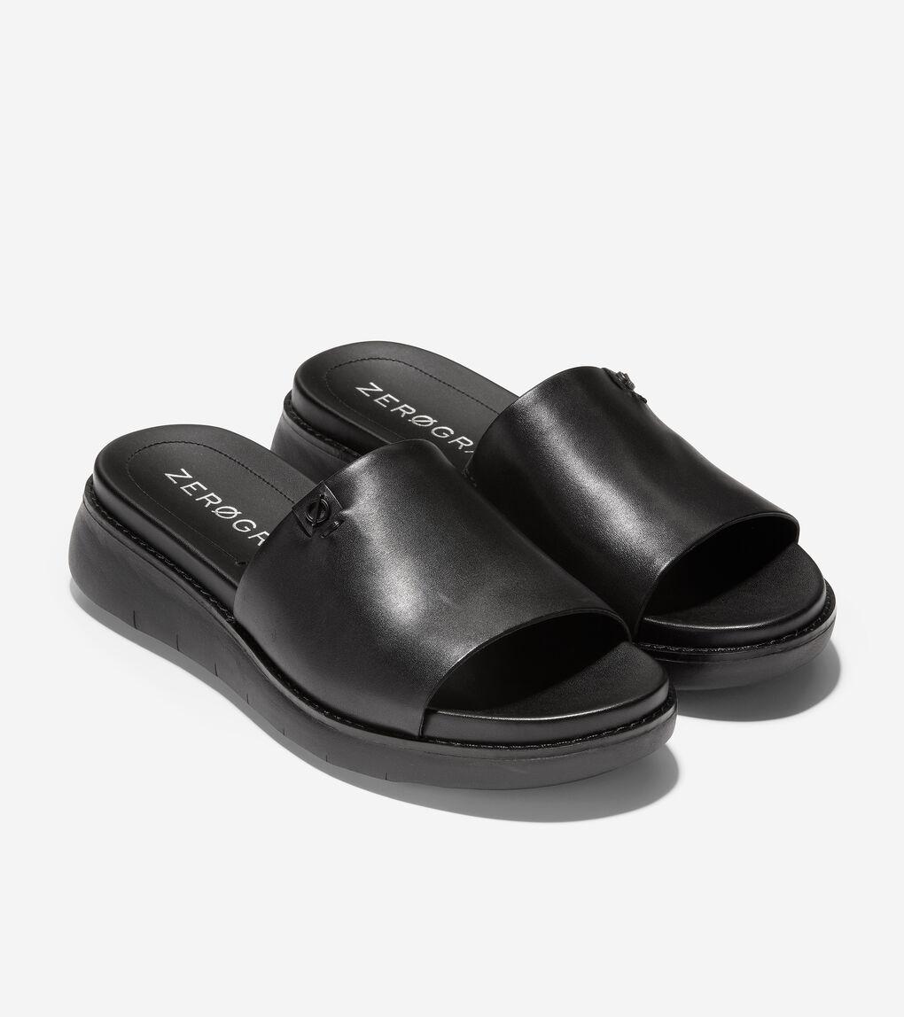 WOMENS ZERØGRAND Global Slide Sandal