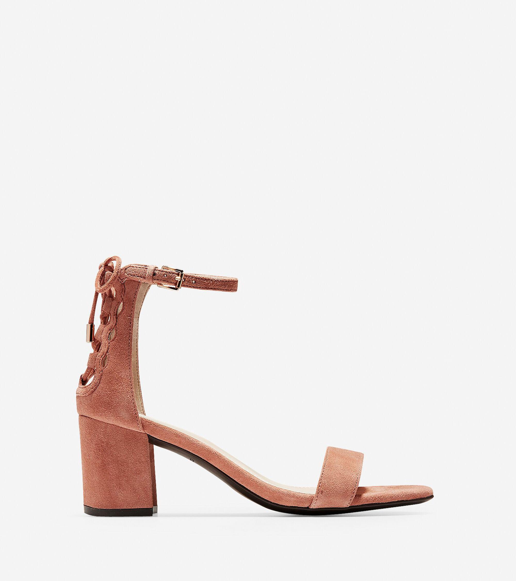 53dbe8a9186 Women s Leah Sandals 55mm in Mocha Mousse