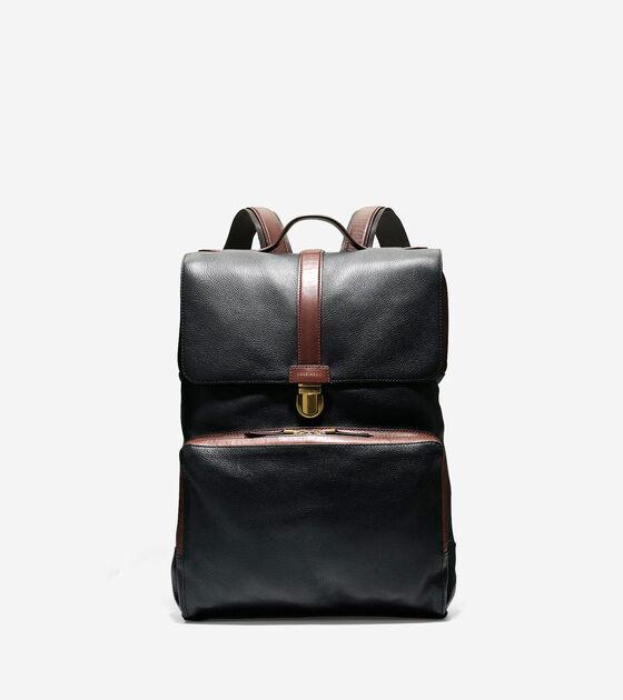 b966cd2611a0f Buchannon Backpack in Black   Mens Bags