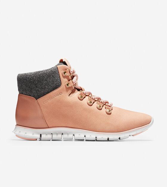Boots & Booties > Women's ZERØGRAND Waterproof Hiker Boot