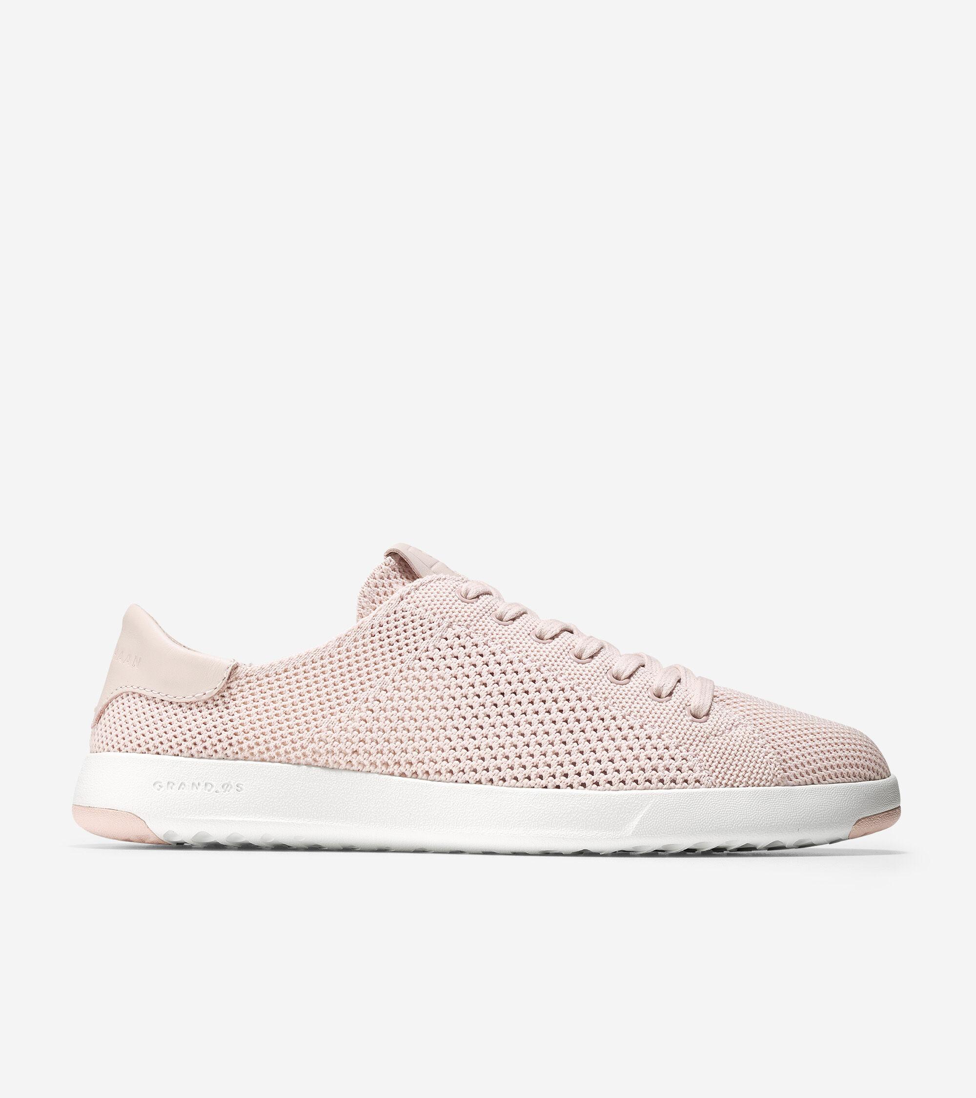 224521910b27ed Women s GrandPro Stitchlite Tennis Sneakers in Peach