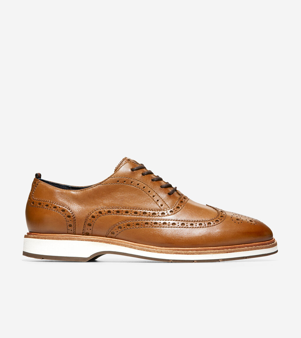 MENS Morris Wingtip Oxford