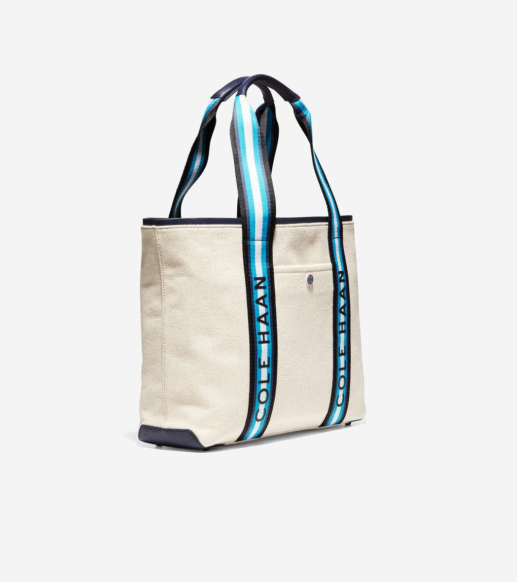 WOMENS Summer Canvas Tote Bag