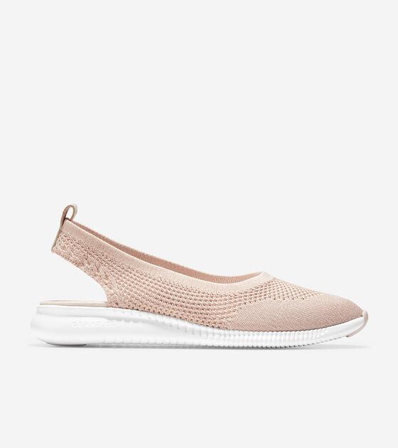 Ballets > Women's 2.ZERØGRAND Sling  Ballet Flat with Stitchlite™