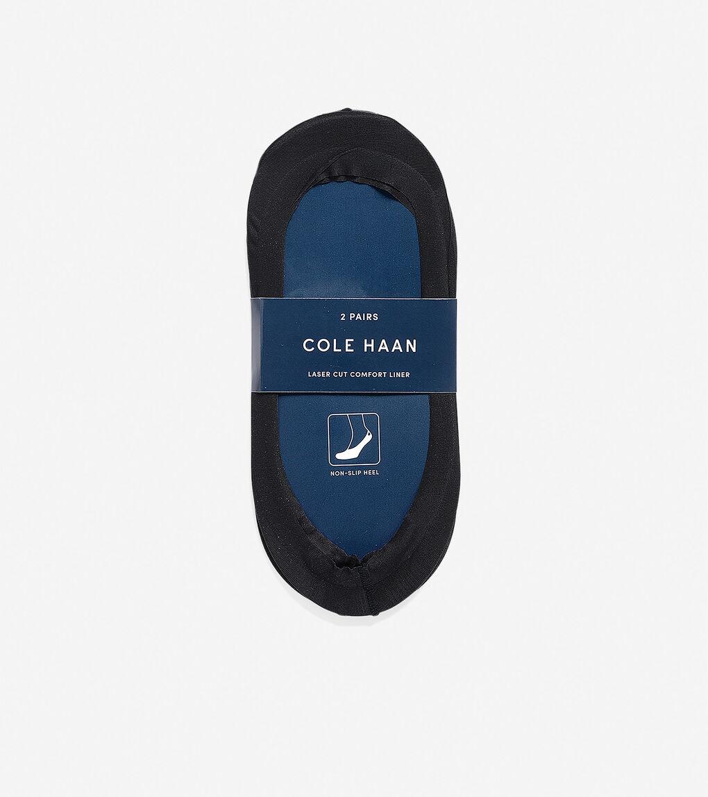 Womens Laser Cut Sock Liner – 2 Pack