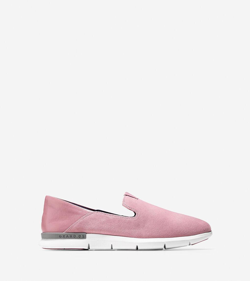 Womens Grand Horizon Slip-On Sneaker