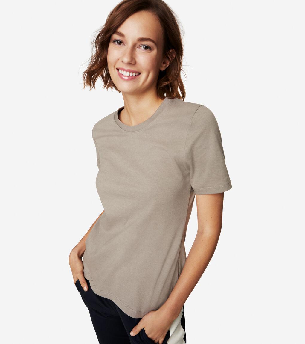 WOMENS ZERØGRAND Essential Tee Shirt