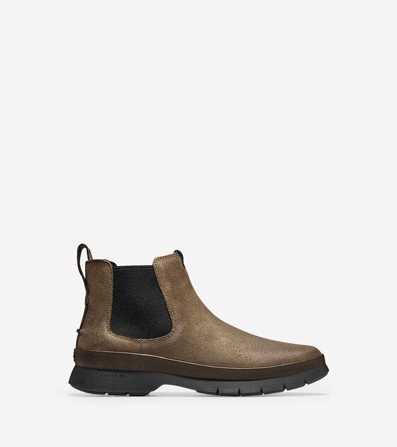 Boots > Men's Pinch Utility Waterproof Chelsea Boot