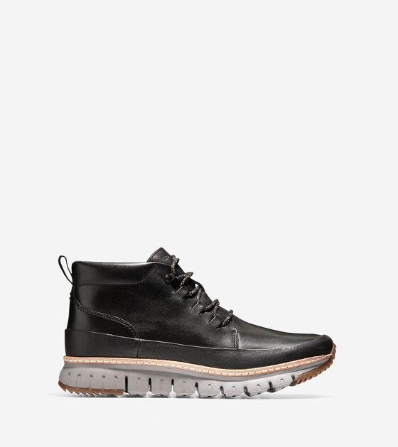 Boots > Men's ZERØGRAND Rugged Chukka