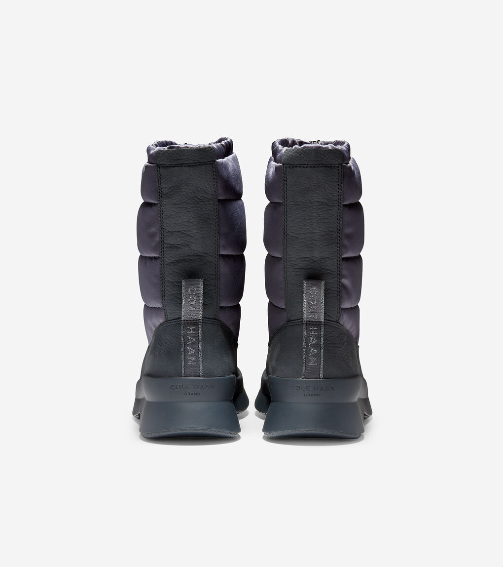 Womens Pinch Utility Puffer Boot