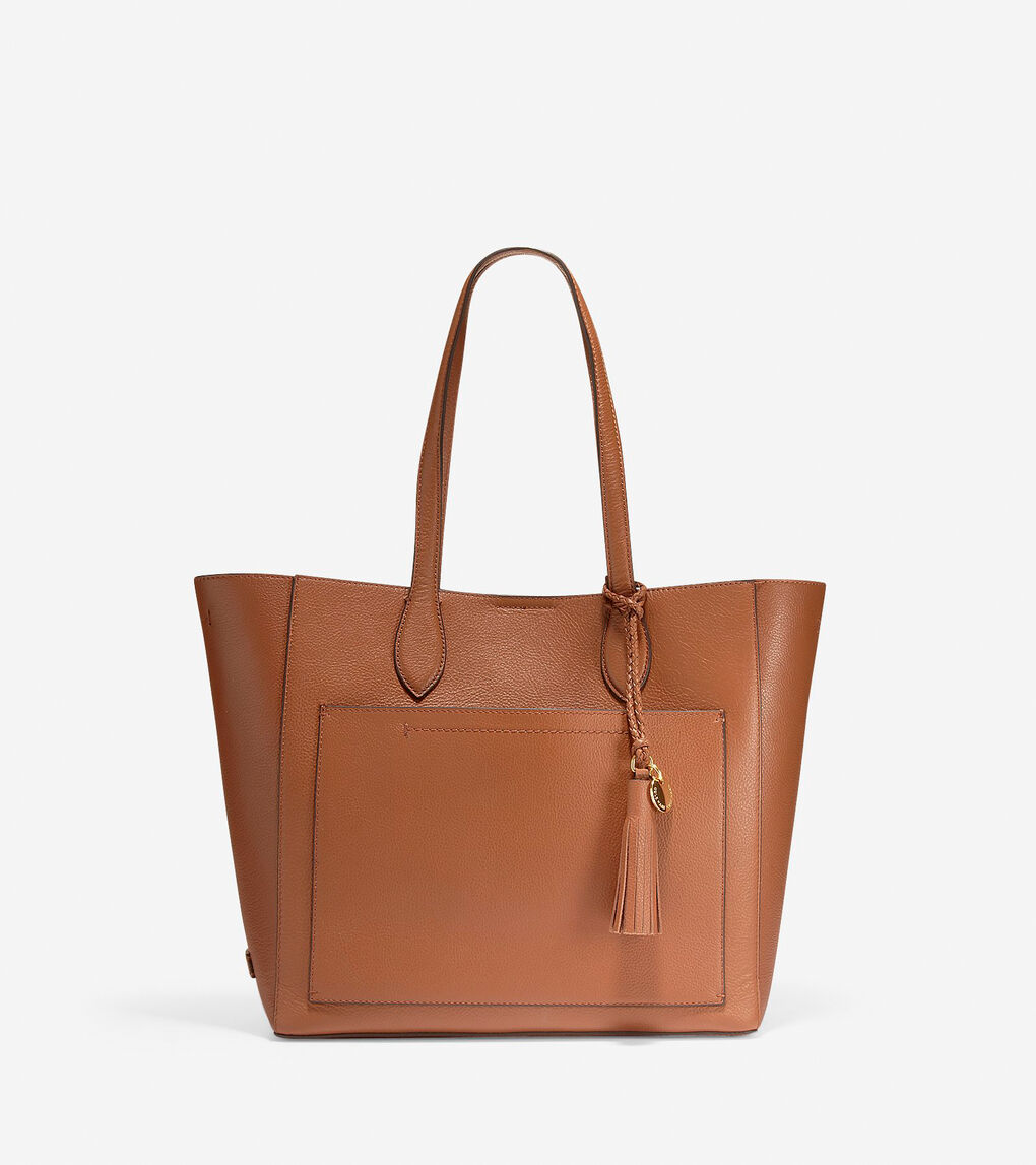3e1a2c4f9c3 Women's Piper Tote in Collection Brown | Cole Haan US