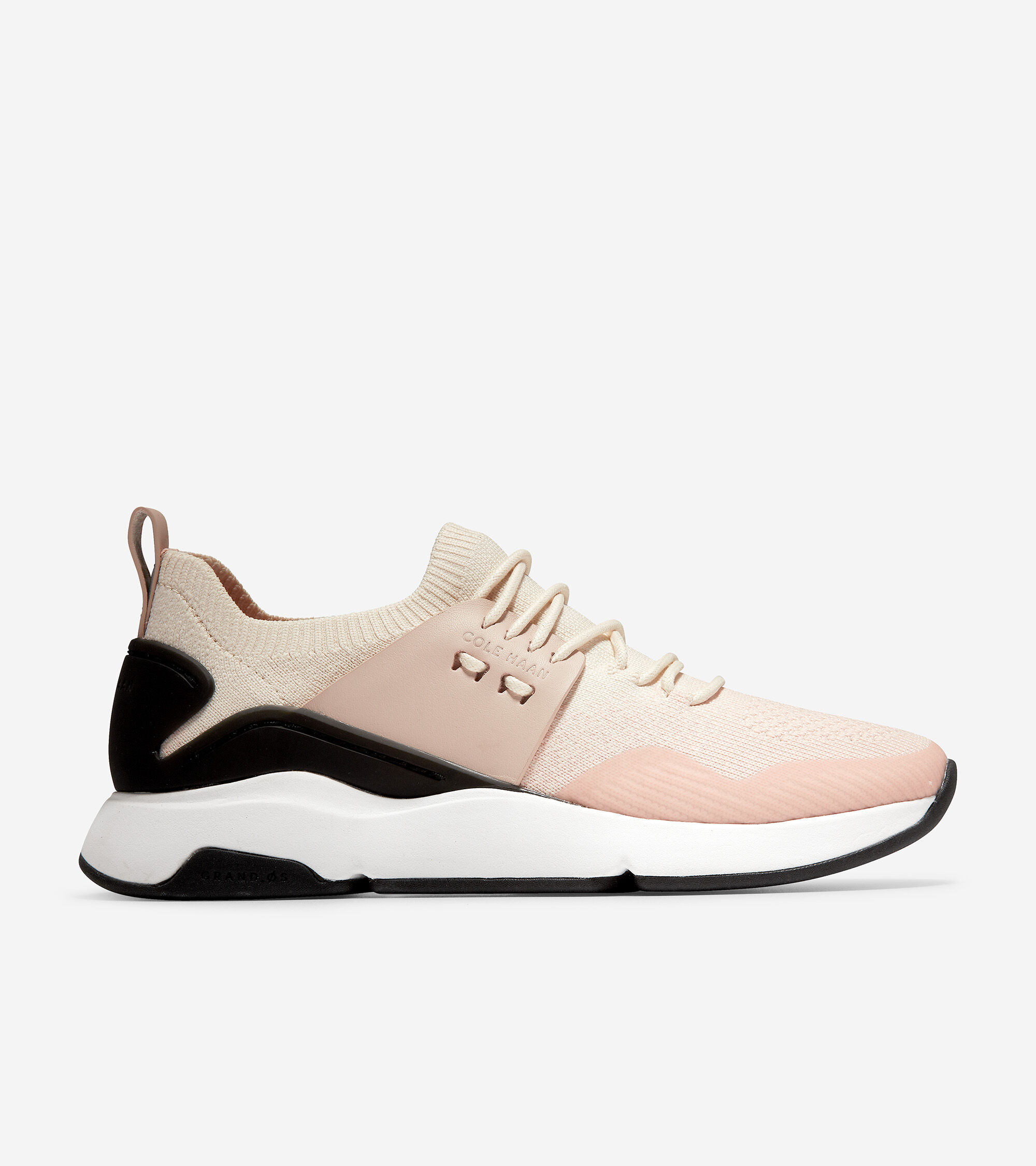 All-Day Trainer in Ivory-Peach Blush