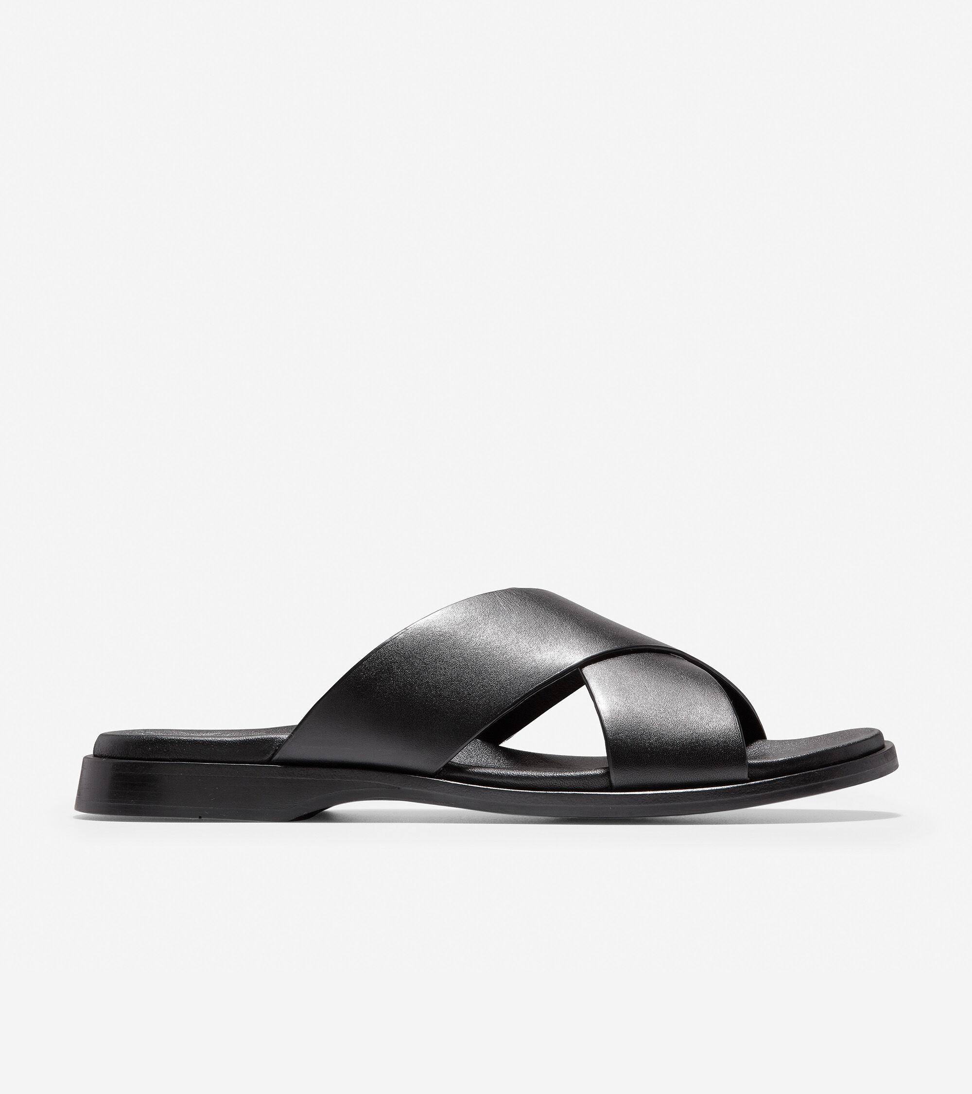 c149f55a0a55 Men s Goldwyn 2.0 Crisscross Sandals in Black