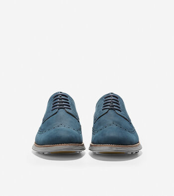 Men's ØriginalGrand Wingtip Oxford