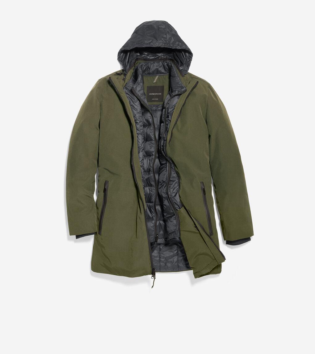 MENS ZERØGRAND 2-In-1 Jacket